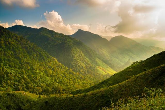 คำไวพจน์ ภูเขา